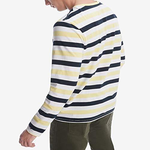 Tommy Hilfiger男士长袖棉质t恤