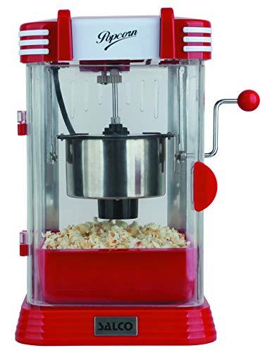 Salco Popcornmaschine, Popcornmaker SNP-18