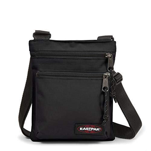 Eastpak Rusher Borsa A Tracolla, 23 cm, Nero (Black)