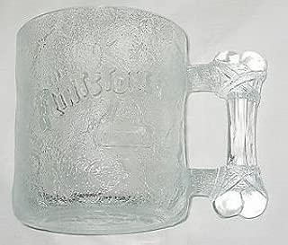 Mcdonald's 1993 Collectible 'The Flintstones' Pre Dawn glass Mug