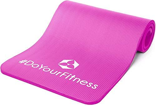 World Fitness »Jivan« Fitnessmatte 186 x 61 x 2 cm Pink