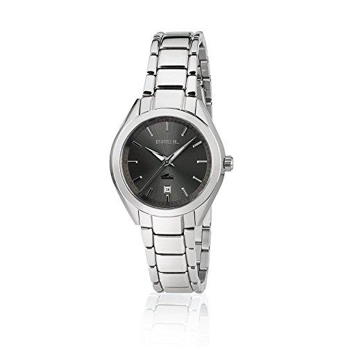 Reloj BREIL por Mujer Manta City con Correa de Acero, Movimiento Time Just - 3H Cuarzo