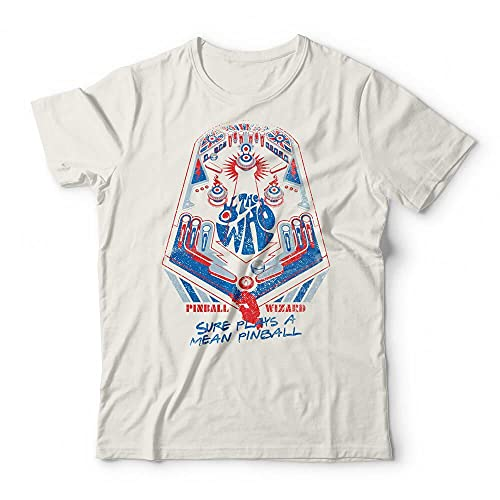 Camiseta The Who Pinball Wizard