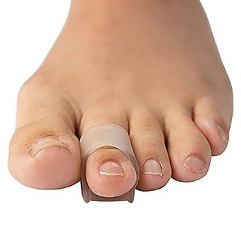 Pedifix Visco Gel Hammer Toe Crutch Item # 1037-L Large 4/PK Smart Gel TECH