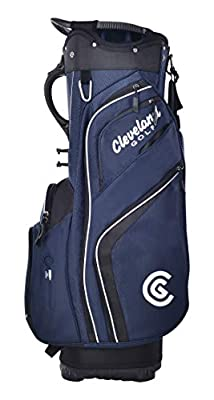 Cleveland Golf Cart Bag, Navy/Black