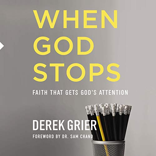 Couverture de When God Stops