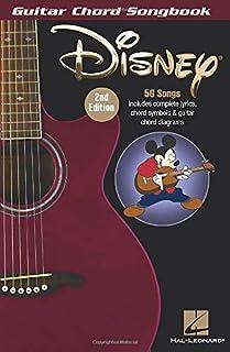 Disney - Guitar Chord Songbook
