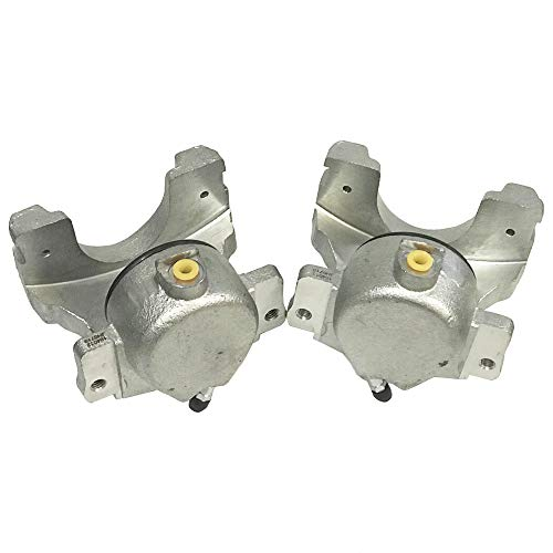 DRIVESTAR 184012 184013 Left Front Brake Calipers for Selected Ford Fairlane,Ford Falcon,Ford Mustang,Ford Ranchero,Ford Torino, Mercury Comet,Mercury Cougar,Mercury Cyclone,Mercury Montego, Pair
