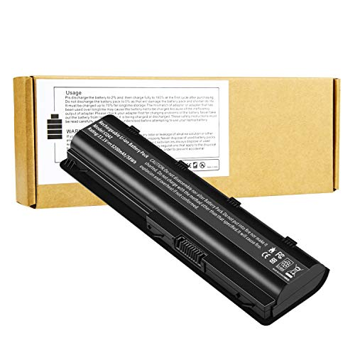 Fancy Buying Laptop Battery Spare 593553-001 for HP Pavilion DM4 G4 G6 G7 DV3-4000 DV5-2000 DV6-3000 DV7-6000 CQ42