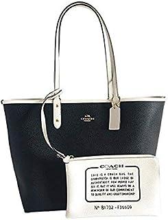 كوتش حقيبة للنساء-اسود - حقائب كبيرة توتس