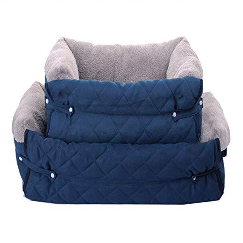 CHSDN Cama para mascotas, sofá para gatos, sofá flip-dog, suave, espacio espacioso