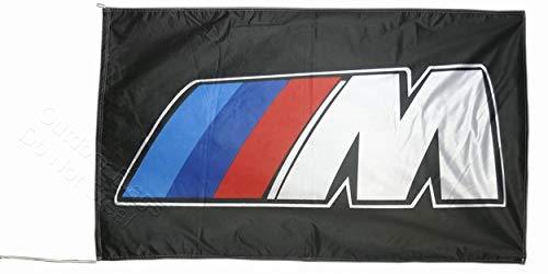 Cyn Flags B-M-W M Fahne Flagge 2.5x5 ft 150 x 90 cm