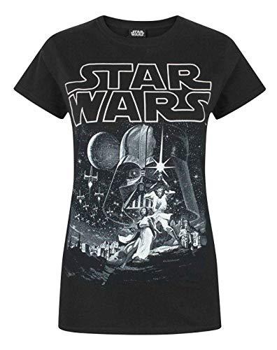 STAR WARS A New Hope Poster Women's T-Shirt