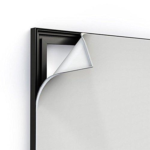 Klemp - Textilspannrahmen zur Wandbefestigung Hochwertiger Rahmen - Ideale Werbefläche 27 mm