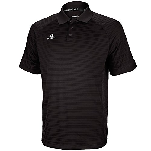adidas Mens Select Polo, Black, Small