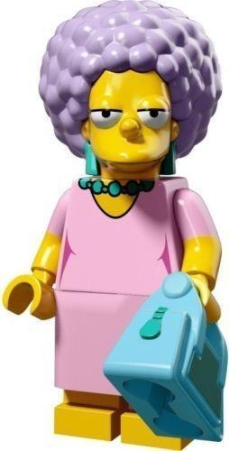 LEGO Simpsons série 2 Patty Bouvier