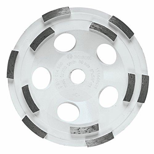Bosch 2610014300 Copa de Diamante Segmentada, 5'