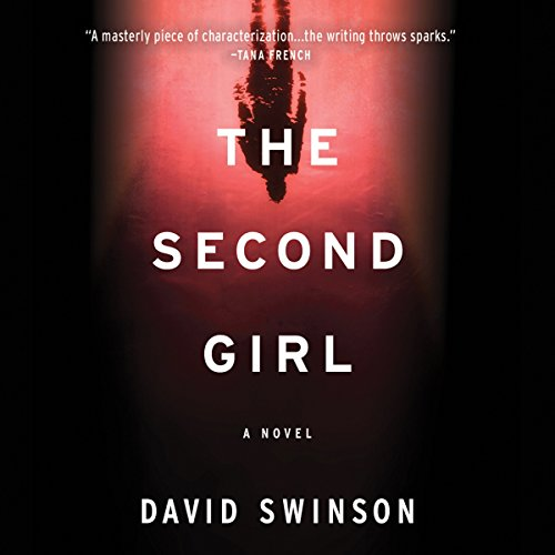 The Second Girl audiobook cover art