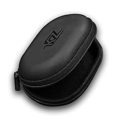 Funda Almacenamiento para Auriculares, Nadole Earphone Case para Audifonos como EarPods, Airpods, BeatsX, Bose, Sennheiser, AKG, Anchor, JBL, Panasonic, Sony, Philips, Pioneer, Marshall, iPod, MP3