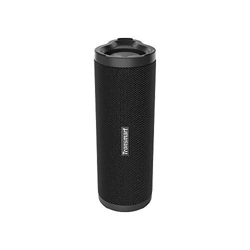 Tronsmart Cassa Bluetooth, 30W Stereo Altoparlante Portatile con Bassi Potenti, 15 ore di Riproduzione, Assistente Vocale, IPX7 Waterproof Speaker Bluetooth per Smartphone, Esterno, Viaggio,Regalo