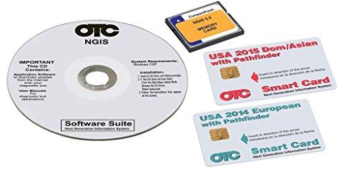 OTC Genisys 3421-152 Scan Tool Super Bundle