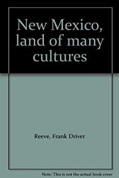 Unknown Binding New Mexico, land of many cultures Book