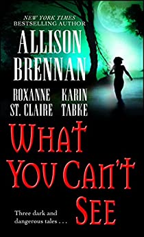 What You Can't See (The Seven Deadly Sins) by [Allison Brennan, Karin Tabke, Roxanne St. Claire]