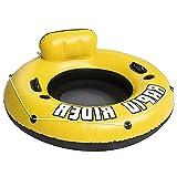 Sillón inflable, colchón de aire para adultos, flotador de agua, divertido para piscina, verano, playa, flotador flotante para adultos y niños