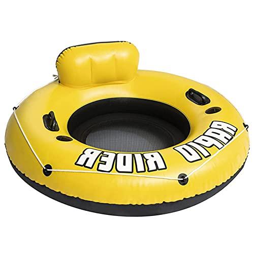 biteatey Flotador hinchable – Colchón hinchable – Piscina hinchable – Flotador hinchable