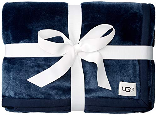 UGG Duffield Throw II, Indigo, One Size