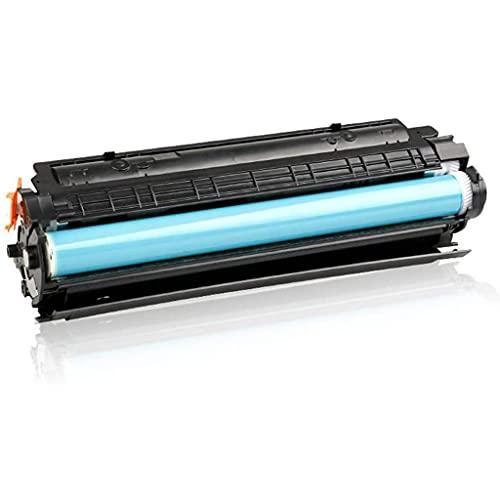 VERDELZ Compatible con Cartuchos De Tóner 388A para Impresora HP M1136 M126a P1108 P1106 88A