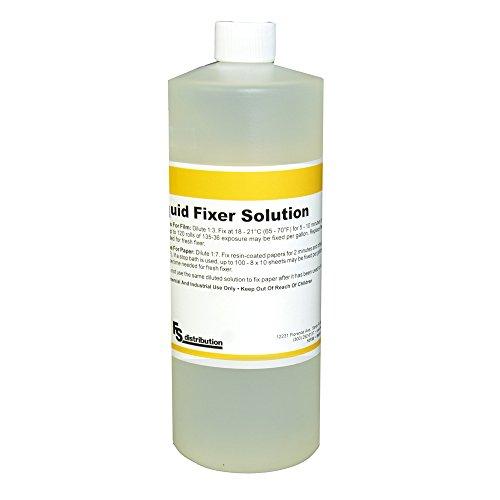 LegacyPro Liquid Fixer Solution, 1 Quart (Makes 1 Gallon)