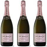 Brut Rosado Reserva Vino Espumoso Rosado - 3 botellas x 750ml - total: 2250 ml