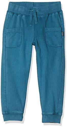 Imps & Elfs B Regular Fit Pants Vosburg Pantalon, Bleu (Majolica Blue P163), 62 Bébé garçon