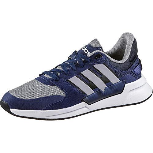 adidas Herren Run 90s Sneaker blau 41 1/3
