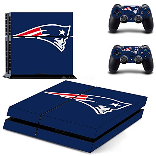 NFL Team PS4 Console and DualShock 4 Controller Skin Set by NIRMAL SACHDEV - PlayStation 4 Vinyl