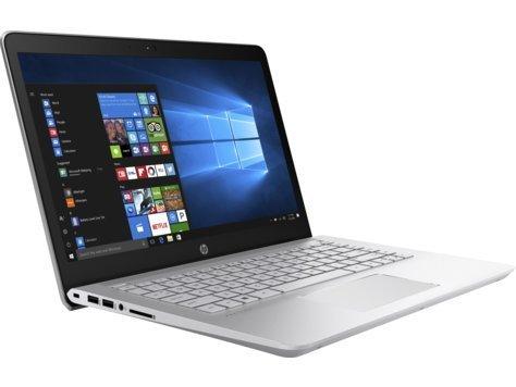 Product Image 4: HP Pavilion 14″ HD Notebook , Intel Core i5-7200U Processor up to 3.10 GHz, 8GB DDR4, 1TB Hard Drive, No DVD, Webcam, Backlit Keyboard, Bluetooth, Win 10
