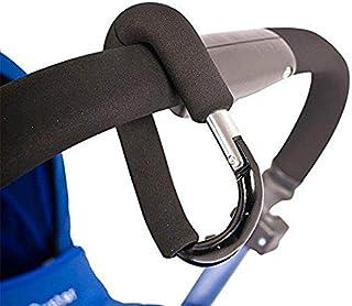 Stroller Shopping bag Hook Aluminum Carabiner