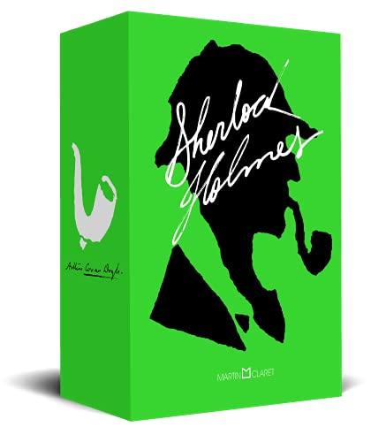 Kit Sherlock Holmes: A volta de Sherlock Holmes, O último adeus de Sherlock Holmes, O estudo em vermelho