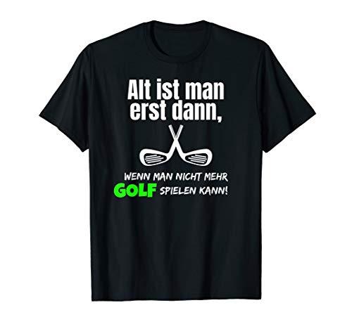 Herren Golf Handicap Abschlag Putter Driver Platz Eisen Birdie T-Shirt