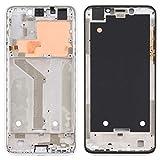 KONGXIPANSPARE Tout Neuf Avant Boîtier Cadre LCD Bezel Plate pour Motorola Moto One (Couleur :...