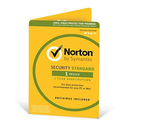 Norton Security ,1 Gerät, 1 Jahr ,1 Device
