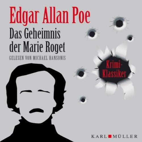 Das Geheimnis der Marie Roget Titelbild