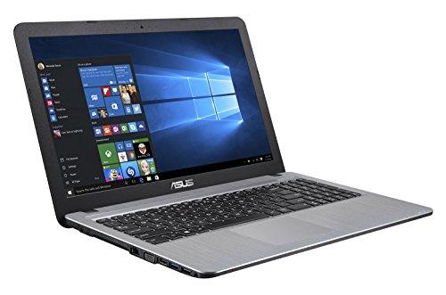 Asus f540la-xx060d 1,7GHz Laptop, i3–4005U 39,6cm (15,6Zoll), 1366X 768pixel, silberfarben, Touchpad, FreeDOS, Intel Core i3–4x xx, 50/60Hz, IEEE 802.11b, IEEE 802.11g, IEEE 802.11N