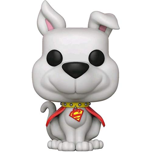FunKo POP dc comics Superman Krypto vinilo figura de acción serie de especialidad exclusiva