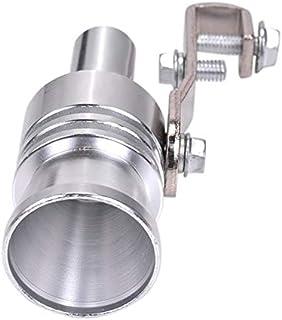 Yofafada Universal Car Turbo Sound Whistle Simulator Sound Pipe Exhaust Muffler Pipe