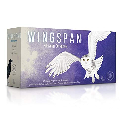 Wingspan European Expansion - English