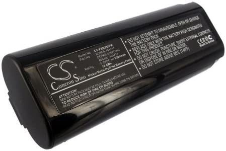 Ni-MH New sales Battery for Paslode 404717 BCPAS-40 BCPAS-404717 Award-winning store 404400