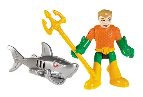 DC Super Friends Aquaman and Robo Shark 3