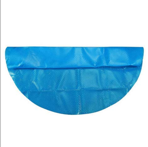 Round Pool Solar Cover Protector - Solar Cover for 8ft/10ft/12ft/15ft Diameter Easy Set and Frame Pools (10ft)